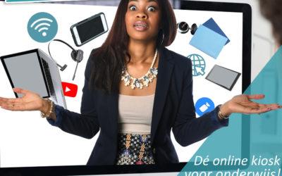 Lancering Platform voor online onderwijs
