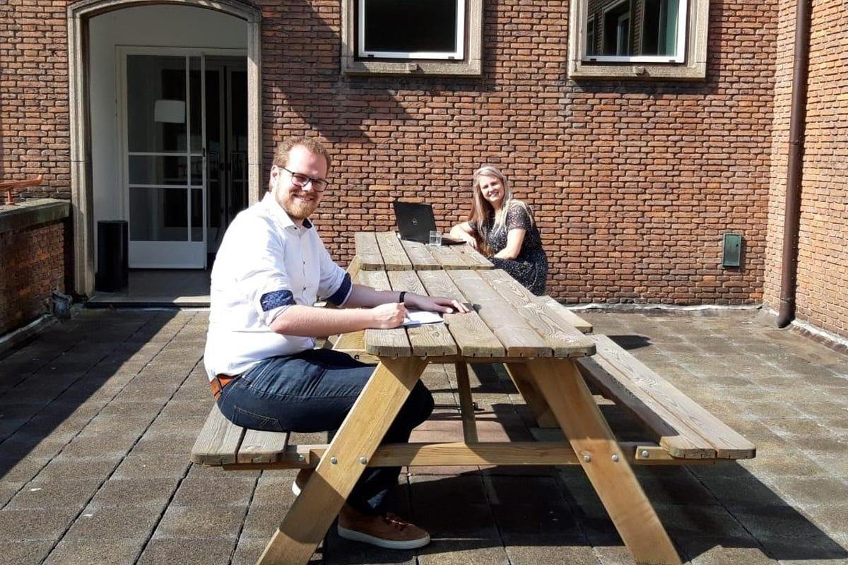 Team Infinity College Rotterdam
