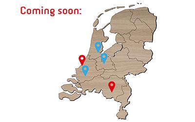 Wij gaan uitbreiden naar Eindhoven en Den Haag!